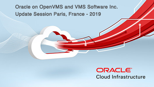 Forum OpenVMS avec Oracle, VSI et VMSgenerations (2019)