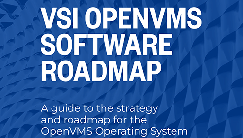 OpenVMS Software Roadmap 2020